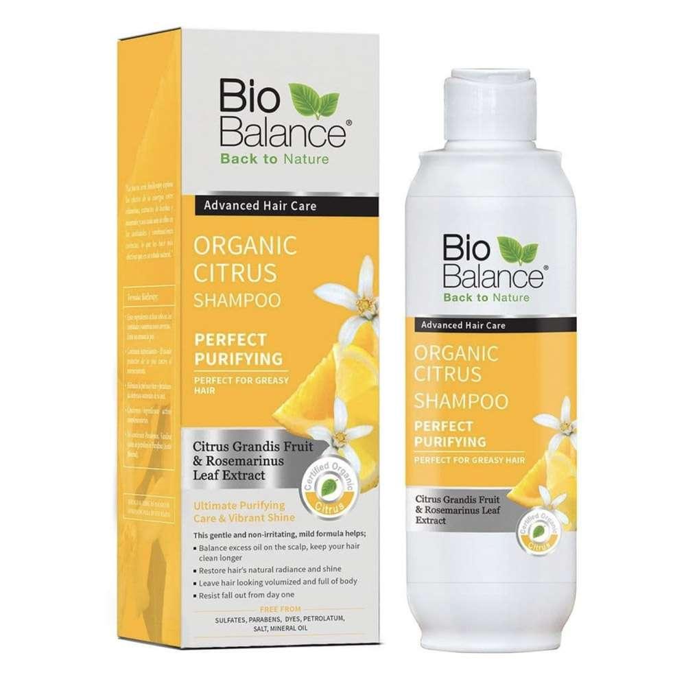 Bio Balance - Organic Citrus Shampoo Organic Shampoo UK Seller
