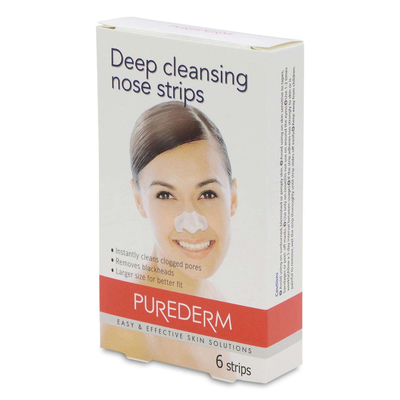 Purederm - Deep Cleansing Nose Pore Strips