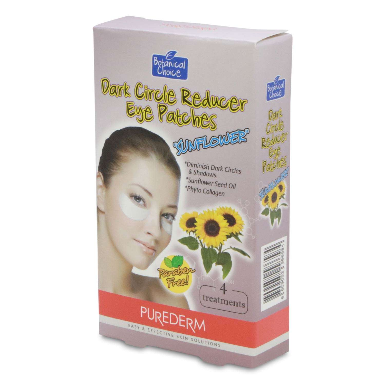 Purederm - Dark Circle Reducer Eye Patches (Sunflower)