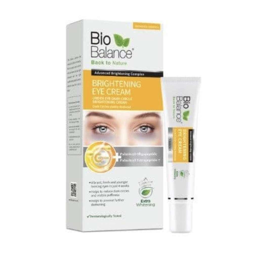 Bio Balance - Brightening Eye Cream