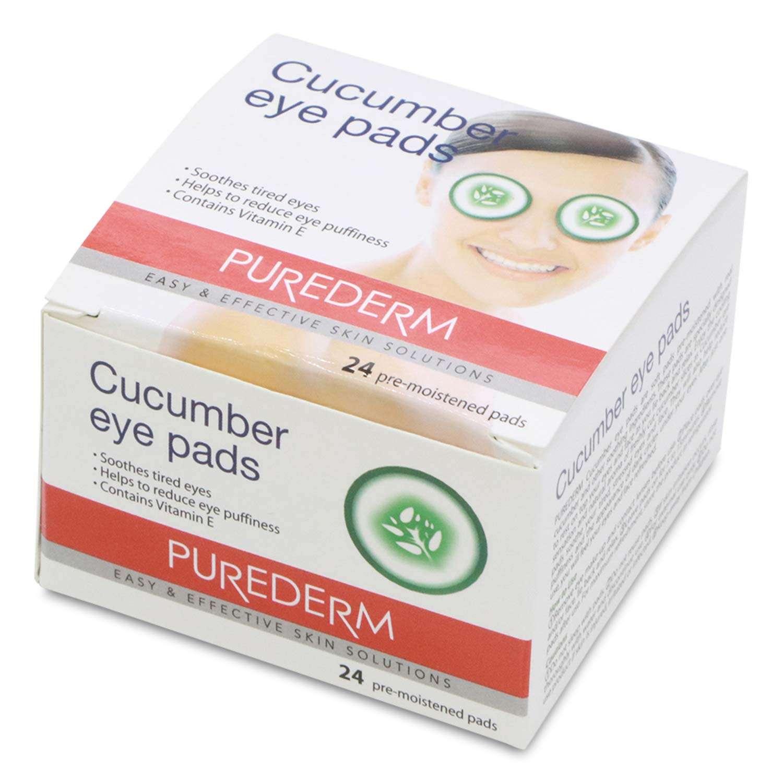 Purederm - Cucumber Eye Pads