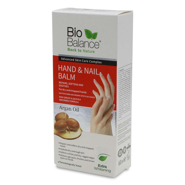 Bio Balance - Argan Oil Hand & Nail Balm