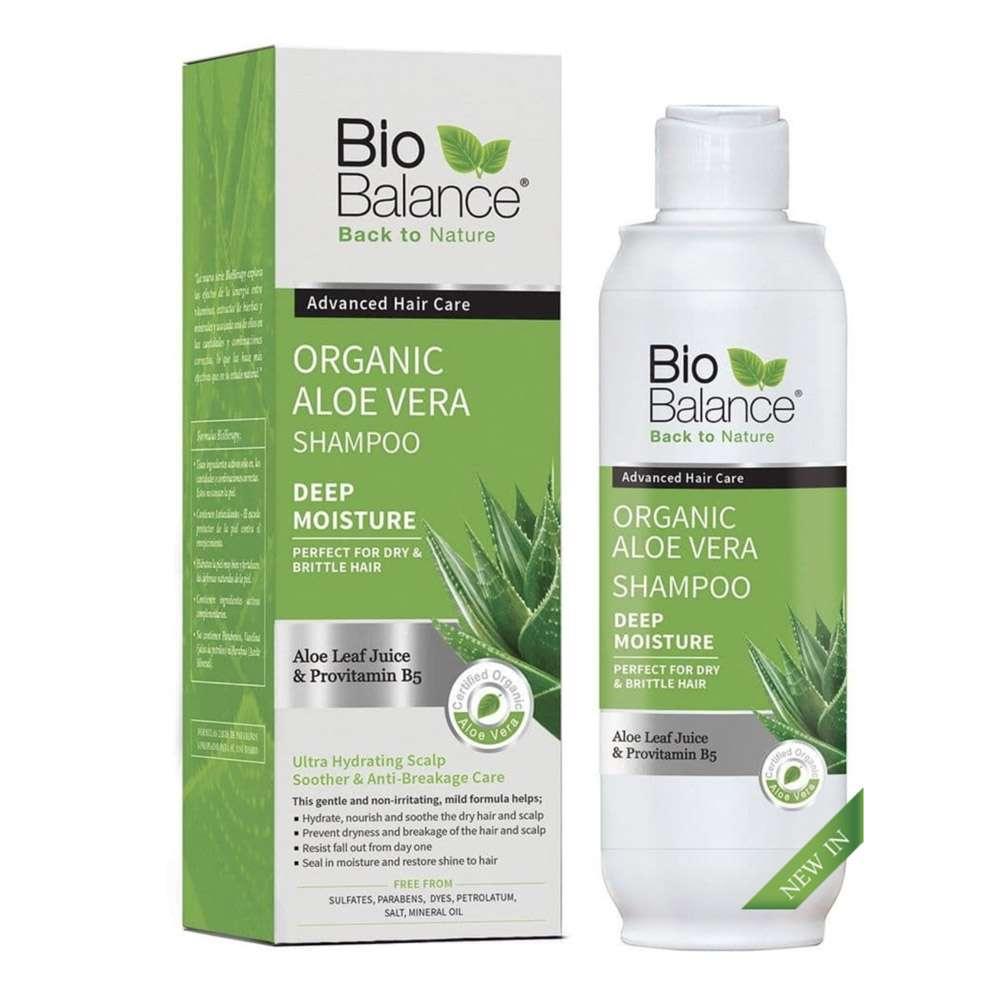 Bio Balance - Organic Aloe Vera Shampoo UK Seller